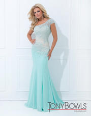 TBE11439 One Shoulder Mermaid