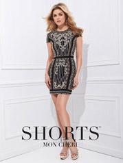 TS11483 Shorts by Mon Cheri
