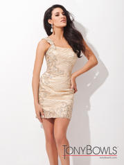 TS21463 Beaded Sheath