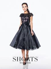 TS21551 Shorts by Mon Cheri