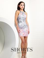 TS21556B Shorts by Mon Cheri