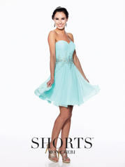 TS21557 Shorts by Mon Cheri