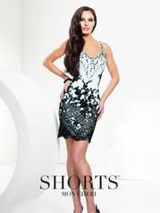 TS21558 Shorts by Mon Cheri