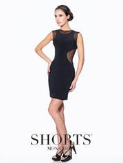 TS21559 Shorts by Mon Cheri