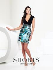 TS21560 Shorts by Mon Cheri