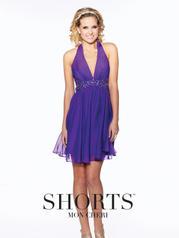 TS21561 Shorts by Mon Cheri