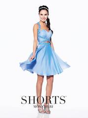 TS21565 Shorts by Mon Cheri