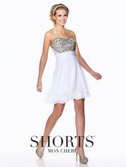 TS21569 Shorts by Mon Cheri