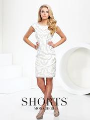 TS21570 Shorts by Mon Cheri