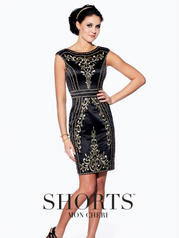 TS21571 Shorts by Mon Cheri TS21571