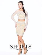 TS21573 Shorts by Mon Cheri