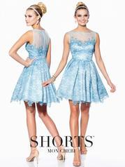 TS21575 Shorts by Mon Cheri