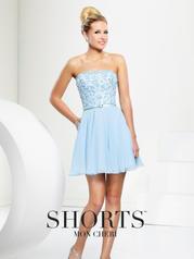 TS21576 Shorts by Mon Cheri