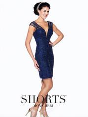 TS21577 Shorts by Mon Cheri