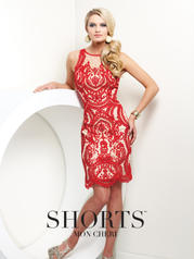 TS21580 Shorts by Mon Cheri TS21580
