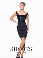 TS21583 Shorts by Mon Cheri