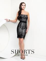 TS21586 Shorts by Mon Cheri TS21586