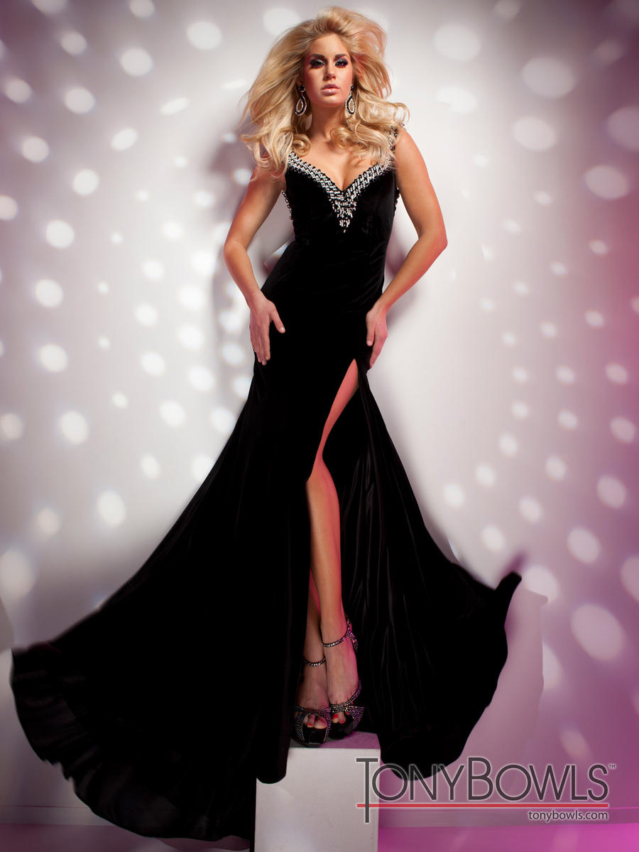 Tony Bowls Collection 212C70 Susan Rose Gowns and Dresses-Fort ...