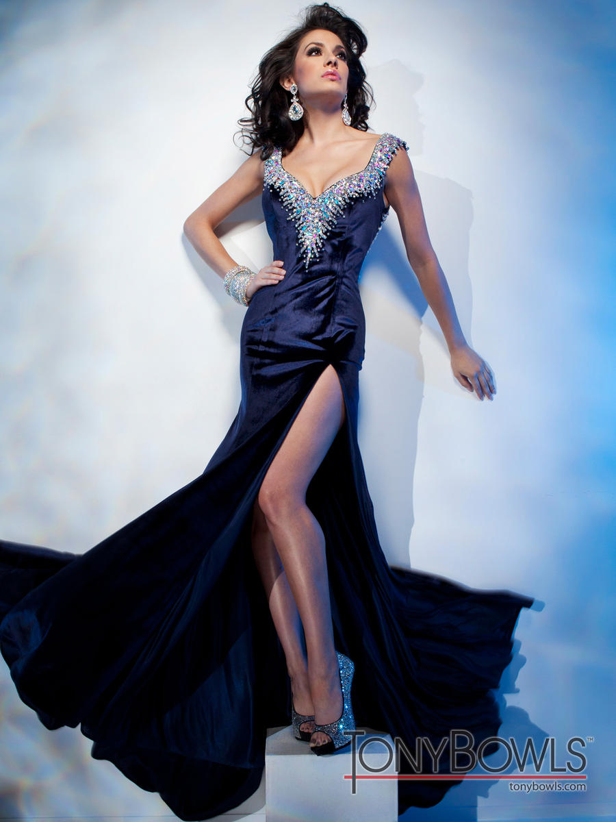 Tony Bowls Collection 212C82 Susan Rose Gowns and Dresses-Fort ...