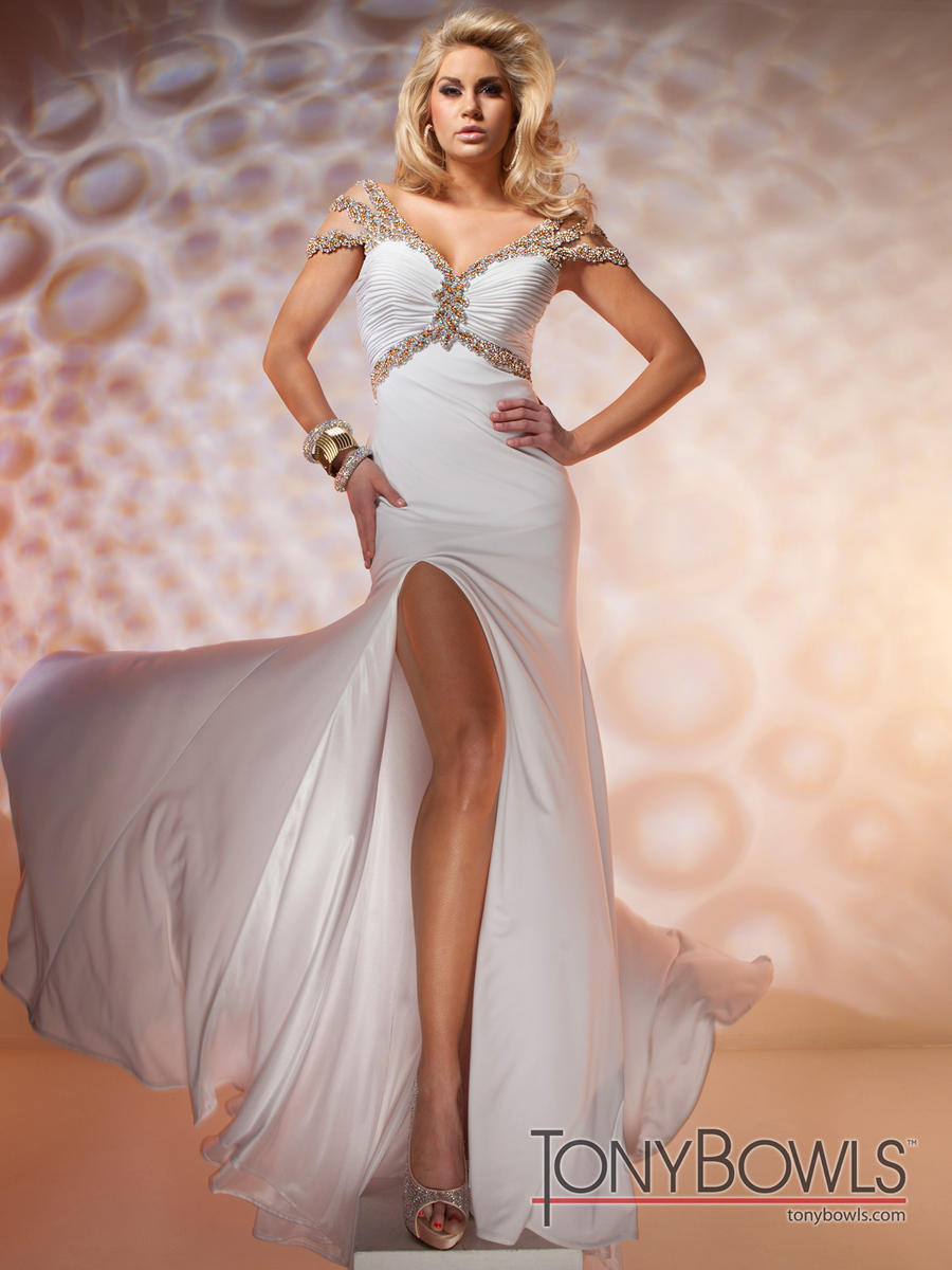 Tony Bowls Collection 212C84 Susan Rose Gowns and Dresses-Fort ...