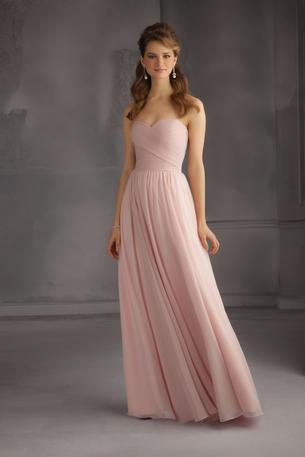 Angelina Faccenda Bridesmaids by Mori Lee