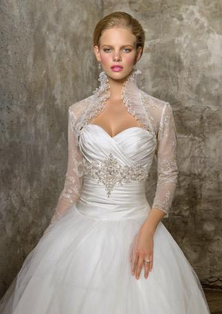 Mori Lee Bridal Dress 35043-Jkt