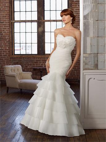 Blu Bridal by Mori Lee Dress 4801