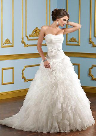 Blu Bridal by Mori Lee Dress 4909