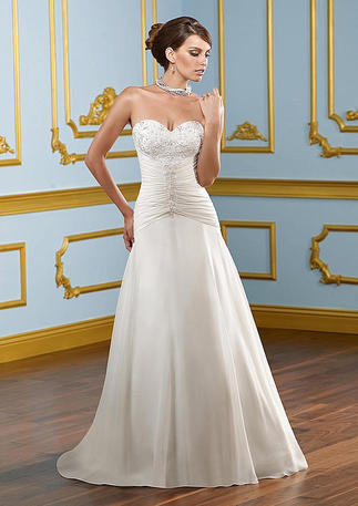 Blu Bridal by Mori Lee Dress 4910