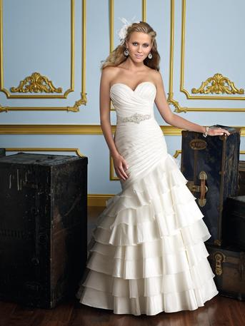 Voyage Bridal by Mori Lee Dress