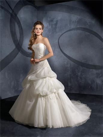 Mori Lee Bridal Dress 2909