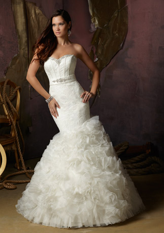 Angelina Faccenda Bridal by Mori Lee Dress 1246