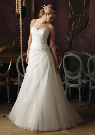 Blu Bridal by Mori Lee Dress 4971