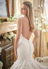 2871 Ivory/Champagne back