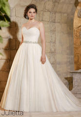 Julietta Plus Size Bridal by Mori lee