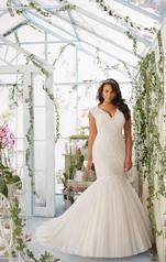 3192 Julietta Plus Size Bridal by Mori lee