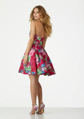 33011 Berry/Floral back