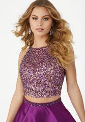 33038 Purple detail