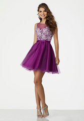 33039 Purple front