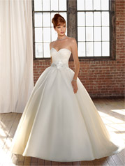 4808 Blu Bridal Collection by Morilee