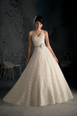 5170 Blu Bridal Collection by Mori Lee