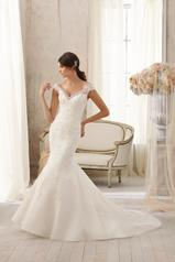 5201 Blu Bridal Collection by Mori Lee