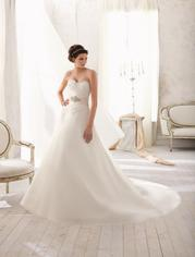 5207 Blu Bridal Collection by Mori Lee