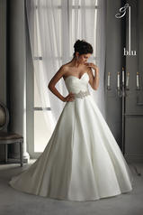 5266 Blu Bridal Collection by Morilee
