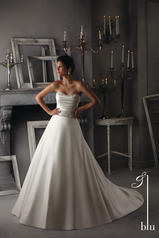 5274 Blu Bridal Collection by Mori Lee