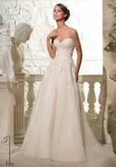 5302 Blu Bridal Collection by Morilee