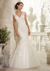 5313 Blu Bridal Collection by Mori Lee