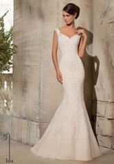 5316 Blu Bridal Collection by Morilee