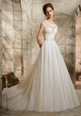 5362 Blu Bridal Collection by Morilee