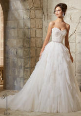 5366 Blu Bridal Collection by Morilee